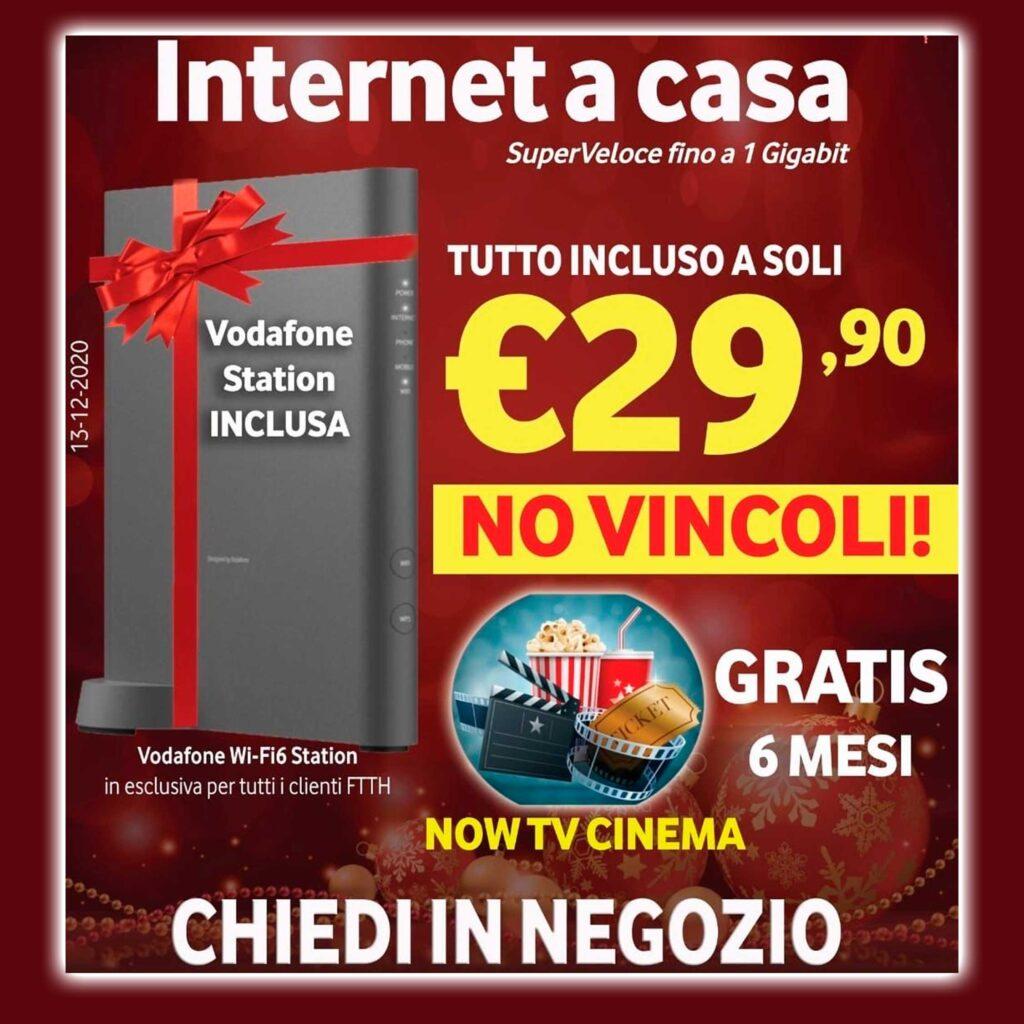 internet a casa